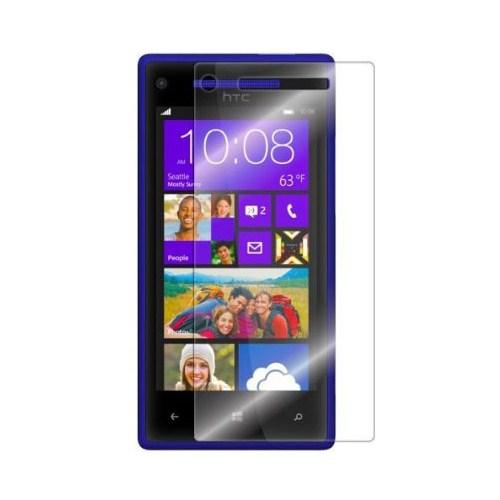 Microsonic Ekran Koruyucu Şeffaf Film - Htc 8X Windows Phone C620e