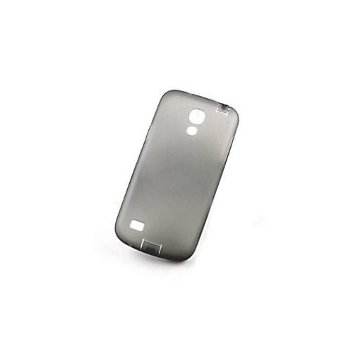 Mycolors Samsung Galaxy S4 Mini Siyah İnce Silikon Arka Kapak - MYC-0091