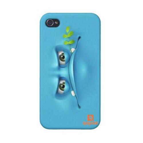 Qapak iPhone 4 Baskılı İnce Kapak uz244434010054
