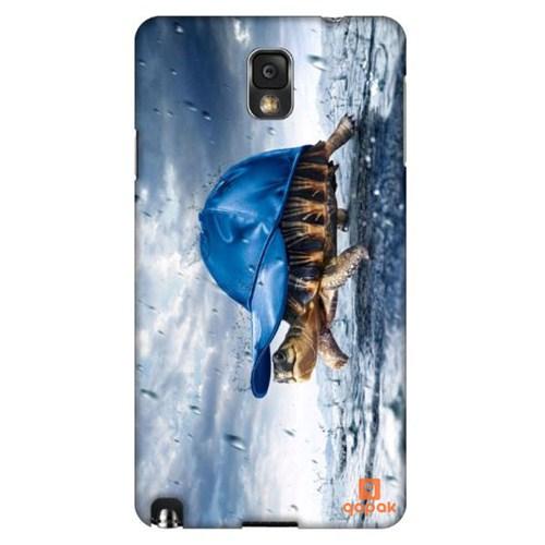 Qapak Samsung Galaxy Note 3 Baskılı İnce Kapak uz244434010434