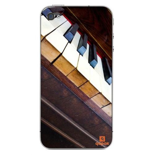 Qapak iPhone 4 Baskılı İnce Kapak uz244434011338