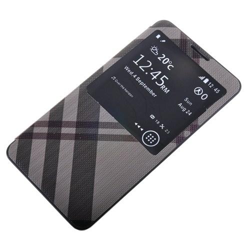 Qapak Pencereli Desenli Flipcover Kılıf Samsung Note 3 uz244434003544