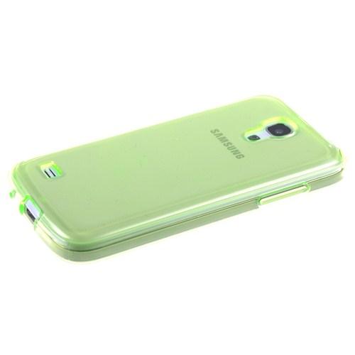 Qapak Samsung Galaxy S4 Mini Silikon Kapak Yeşil uz244434007564
