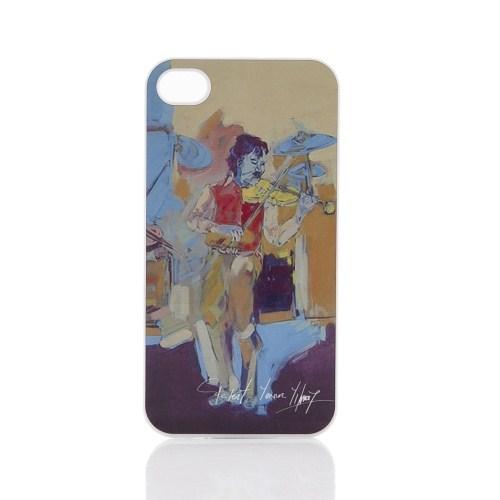 Biggdesign Apple iPhone 4 Beyaz Kapak 022