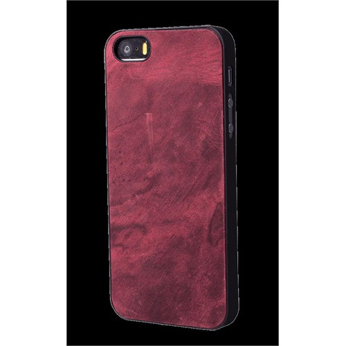 Biggdesign Jacketcase Antic Red Apple iPhone 5/5S
