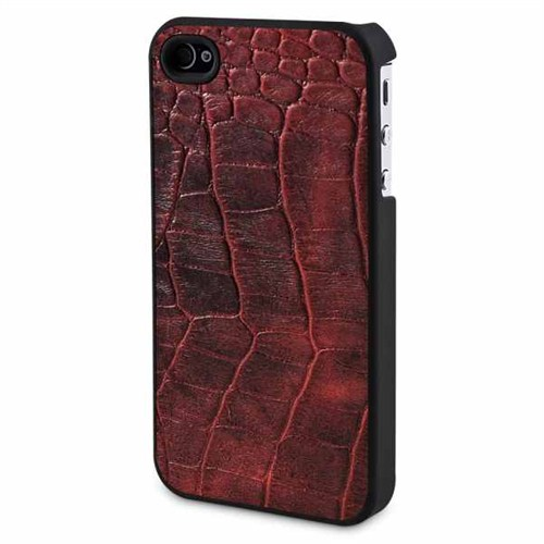 Biggdesign Jacketcase Dragon Red Apple iPhone 4/4S