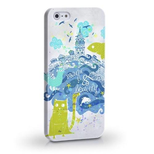 Biggdesign Magic İstanbul Apple iPhone 5/5S Kapak
