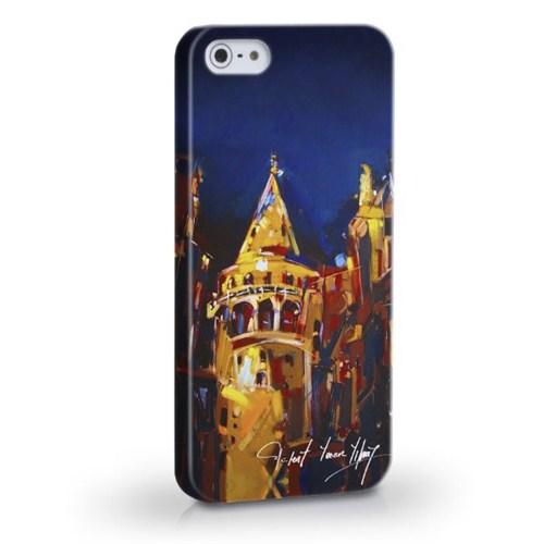 Biggdesign Galata Apple iPhone 5/5S Kapak