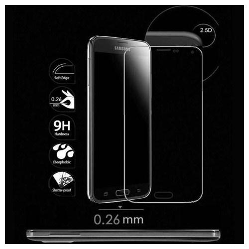 Markacase Galaxy S5 Tempered Kırılmaz Cam 0,26 Mm