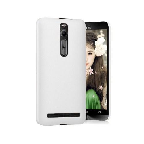 Microsonic Premium Slim Asus Zenfone 2 (5.5') Kılıf Beyaz