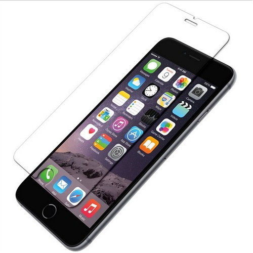 CoverZone İphone 6 Plus Temperli Cam Filmi