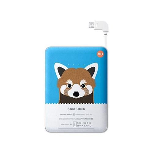 Samsung 8400 mAh Taşınabilir Şarj Cihazı Küçük Panda - EB-PG850BCEGWW