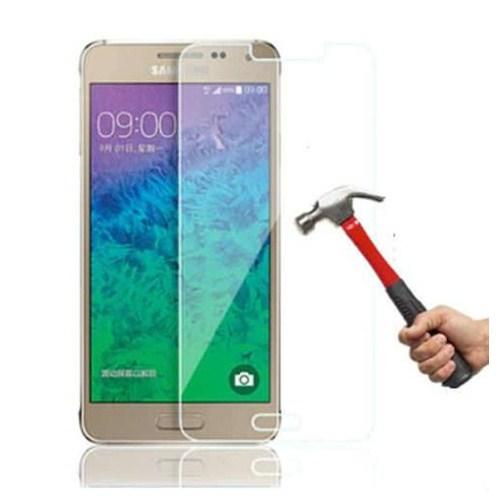 Markacase Samsung Galaxy Alpha G850 Tempered Kırılmaz Cam Ekran Koruyucu