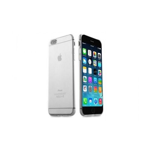 """Addison Ip-657 Beyaz İphone 6 Plus 5.5"""" Şeffaf Koruma Kılıfı"""