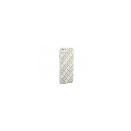 """Addison Ip-660 Beyaz İphone 6 4.7"""" Desenli Koruma Kılıfı"""