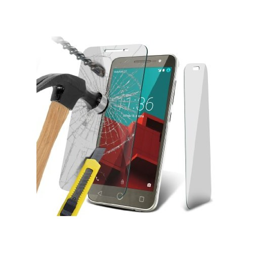 Lopard Vodafone Smart 6 Prime Temperli Cam Kırılmaz Ekran Koruyucu