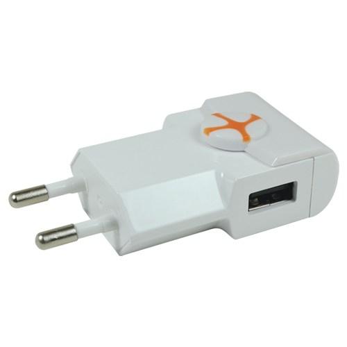 Tunçmatik Flipcharger USB Şarj Adaptörü - TSK4543