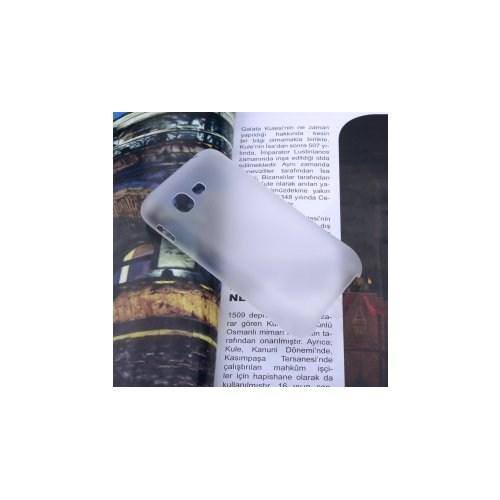 Ally Samsung Galaxy Pocket S5300 Ultra İnce Şeffaf Kılıf