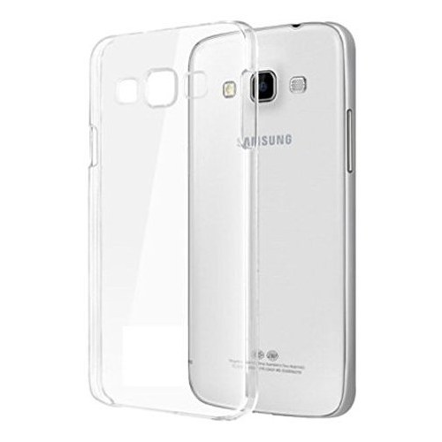 Lopard Samsung Galaxy Grand Prime Kılıf 0.2Mm Şeffaf Silikon Arka Kapak