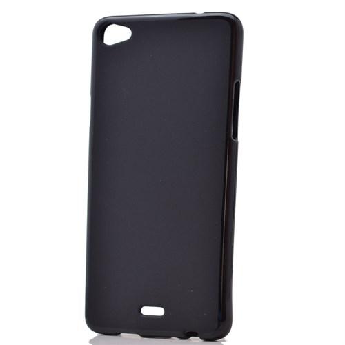 Case 4U Casper Via V10 Soft Silikon Kılıf Siyah