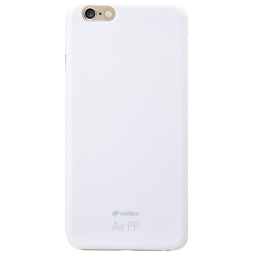 Melkco Air Pp İphone 6 (6S Uyumludur) Beyaz Kılıf