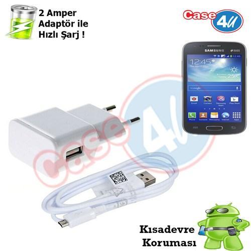 Case 4U Samsung Galaxy Ace 3 Şarj Seti