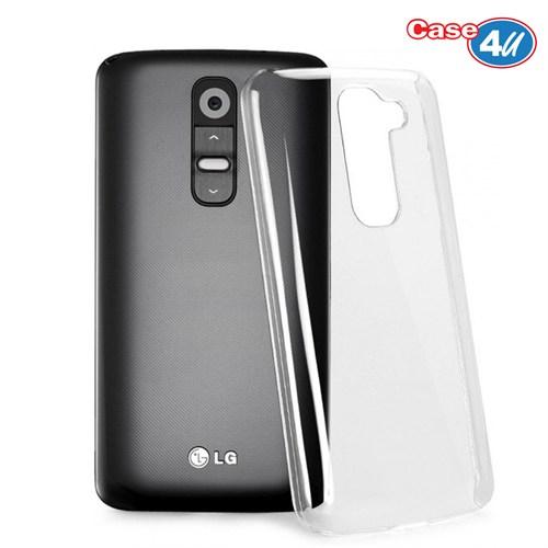 Case 4U LG G2 Şeffaf Kapak