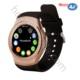 Case 4U G3 Bluetooth Akıllı Saat Altın (iOS & Android)