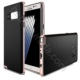 Case 4U Samsung Galaxy Note 7 Hybrid Korumalı İnce Arka Kapak Rose Gold