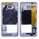 Ally Samsung Galaxy A7 A710 (2016) Orj Orta Kasa Full