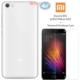Case 4u Xiaomi Mi5 Silikon Kılıf Şeffaf + Kırılmaz Cam
