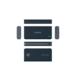 Romoss ERPB-Sense15 Black Harici Batarya