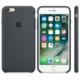 Apple iPhone 6/6S Orjinal Silikon Kılıf Kömür Grisi (İthalatçı Garantili)