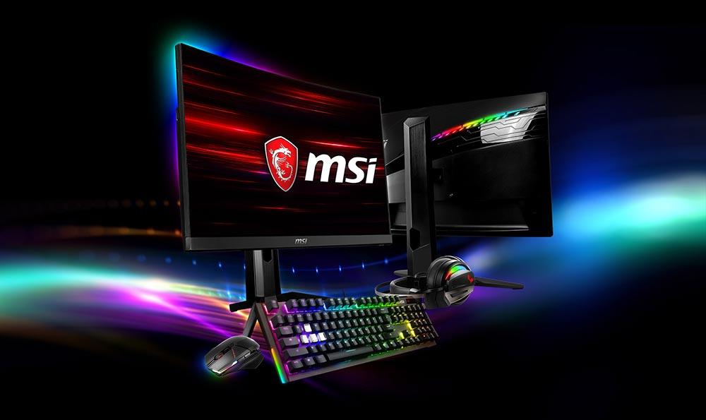 MSI Optix MAG321CRQ RGB