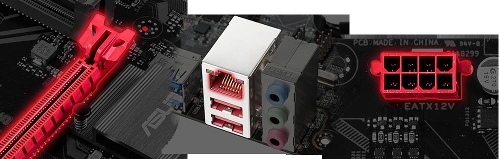 ASUS EX-H310M-V3 Gaming Anakart