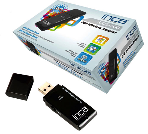 INCA 11N USB WIRELESS ADAPTOR WINDOWS 10 DOWNLOAD DRIVER