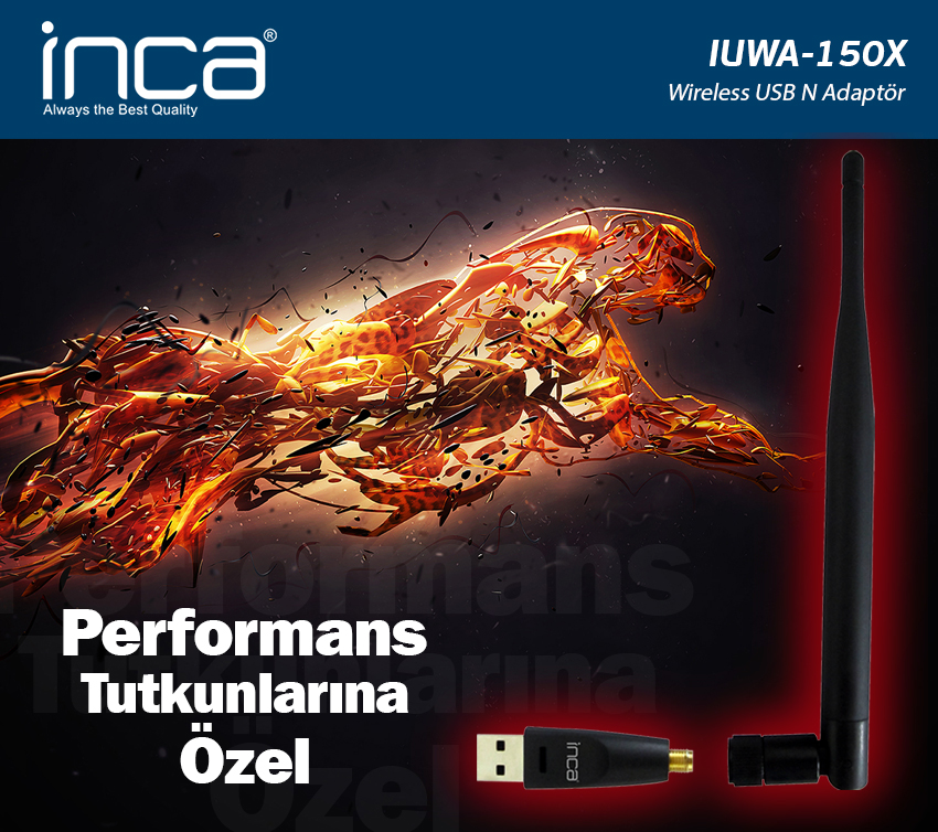 INCA IUWA-150X DRIVERS FOR WINDOWS