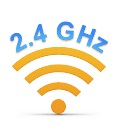 Logitech Advanced 2.4 GHz wireless