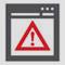 Tehlikeli web sitelerini engeller