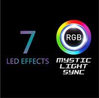 MSI MPG SEKIRA 500X MYSTIC LIGHT SYNC