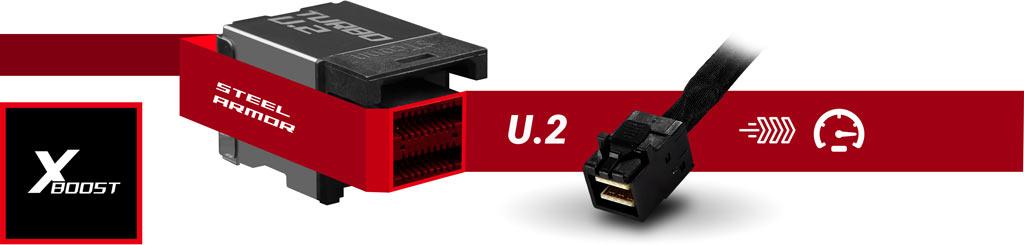 U.2 Connector