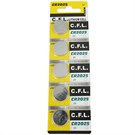 CFL CR2025 Lityum Para Pil 5 li Blister