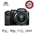 "Fujifilm S4600 16 MP 26X Optik Zoom 3.0"" LCD Ekran Dijital Fotoğraf Makinesi ( HD Video Çekim )"