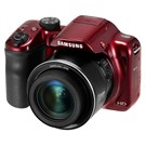 Samsung WB1100F Smart Dijital Fotoğraf Makinesi Kırmızı
