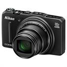 Nikon Coolpix S9700 30x Optik Zoom Dijital Fotograf Makinesi