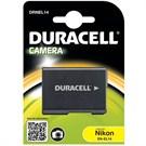 Duracell DRNEL14 EN-EL 14 Batarya