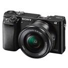 Sony A6000 16-50mm Aynasız Dijital Fotoğraf Makinesi
