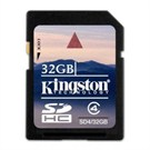 Kingston 32 GB SDHC CLASS4 Secure Digital Card SD4/32GB Hafıza Kartı