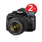 Canon Eos 100D 18-55 mm IS STM Kit DSLR Fotoğraf Makinesi