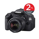 Canon Eos 600D 18-55mm IS II SLR Dijital Fotoğraf Makinesi